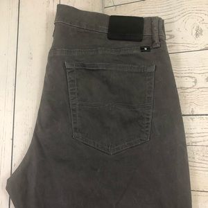 Lucky Brand W36 x L30 Gray 121 Heritage Slim Pants